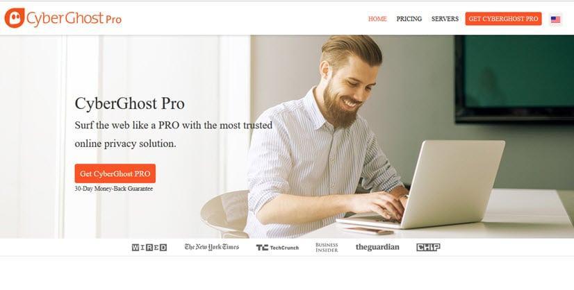 CyberGhost-Pro-vpn-provider-compare-services