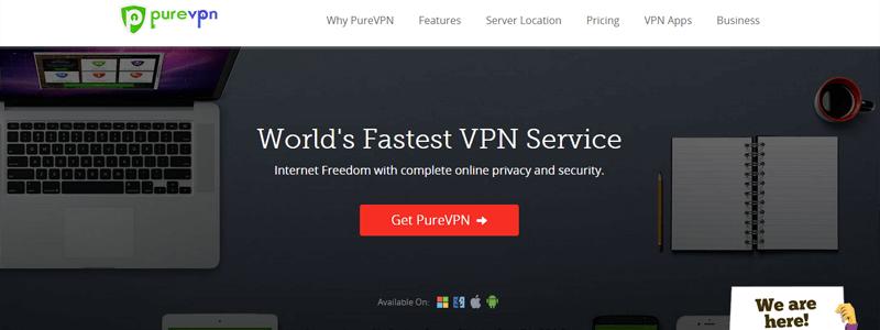 best_pure_vpn_review_compare_service