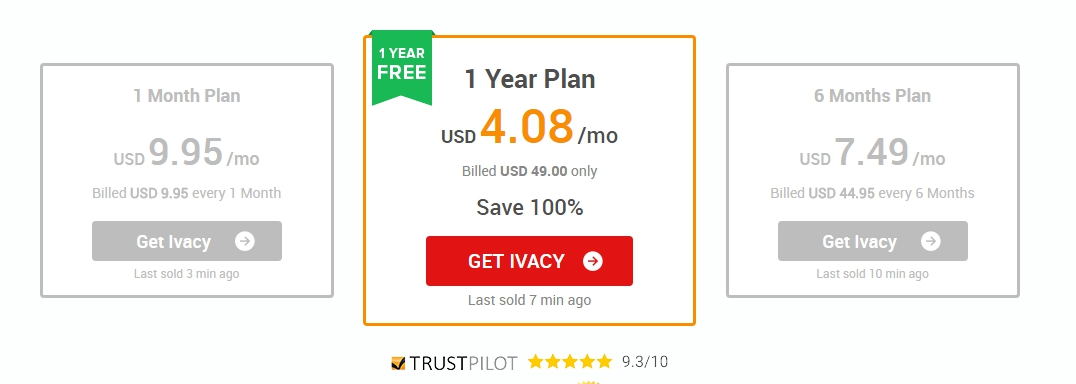 🔓 Top Ratings! Best Cheap VPN Providers: Ivacy VPN Review >>