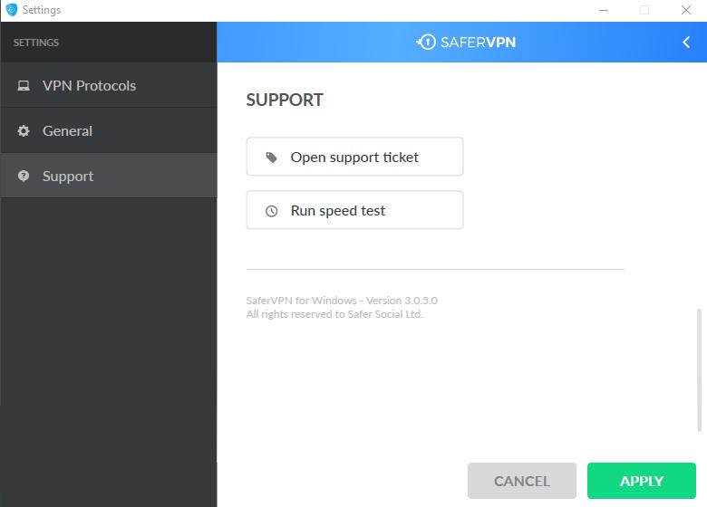 safervpn-support-vpn-provider