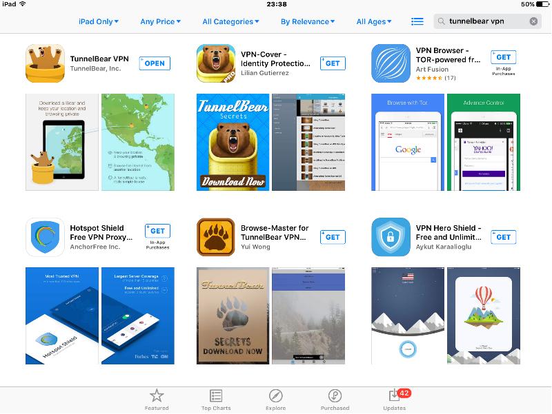tunnelbear-in-appstore-vpn-review