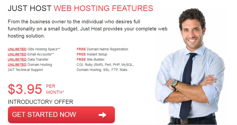 compare-justhost-web-hosting-provider-review