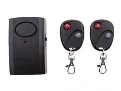 Automotive Security. Best Deals & User Reviews: Jili Online Wireless Dual Remote Control Bike Bicycle Alarm Shock Vibration Sensor Cycling Lock Guard Burglar Alarm