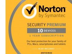 Accessories. Security & Safety. Best Deals & User Reviews: Norton Security Premium – 10 Device [Key Card] Symantec