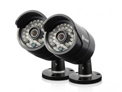Cameras & Photos. Security & Safety. Best Deals & User Reviews: Swann Pro Security High Resolution Waterproof Day/Night Camera – Twin Pack